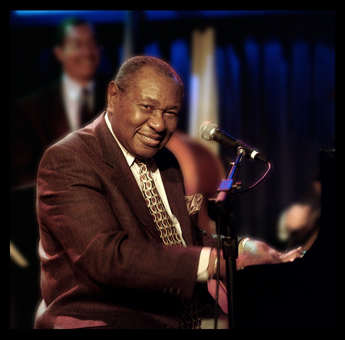 mr freddy cole at the blue note jazz club author walker clay