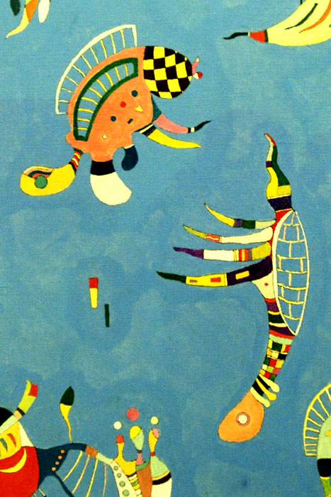kandinsky painting detail author dupin eric