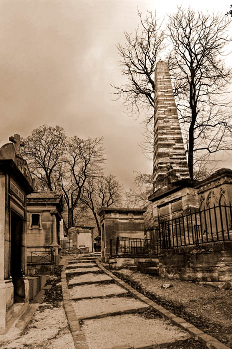 pere lachaise cemetery author dupin eric