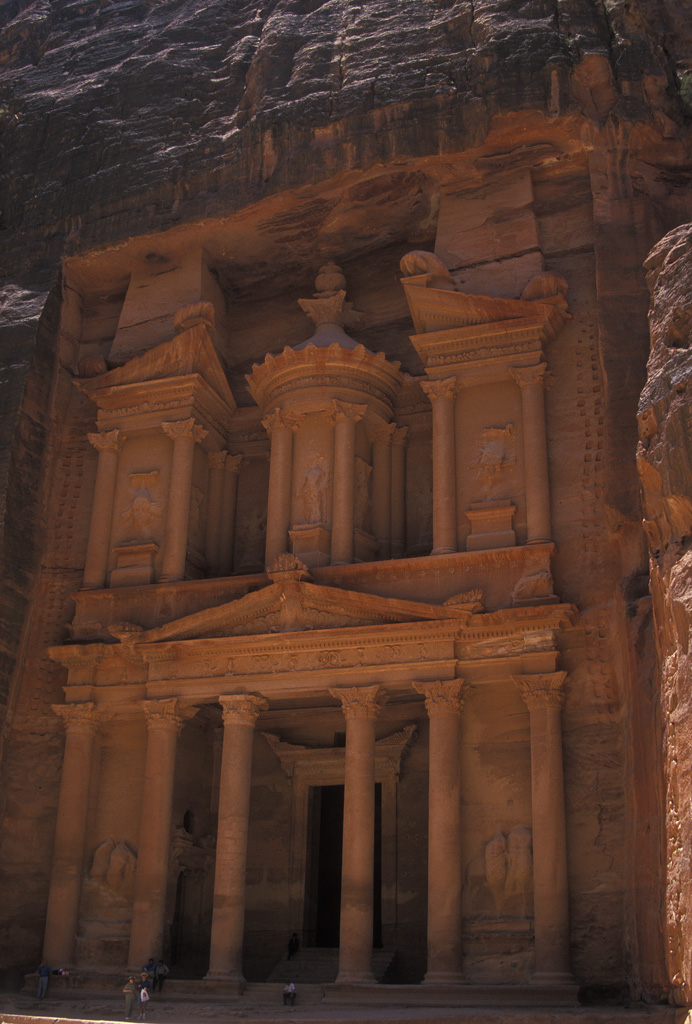 petra jordan author h michael
