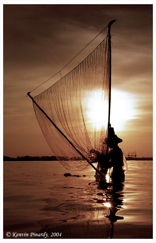 catching the sunset author pinardy kenvin