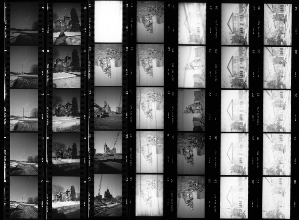 contact sheet author hull ray
