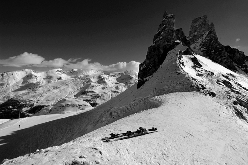 view on my skis author dupin eric