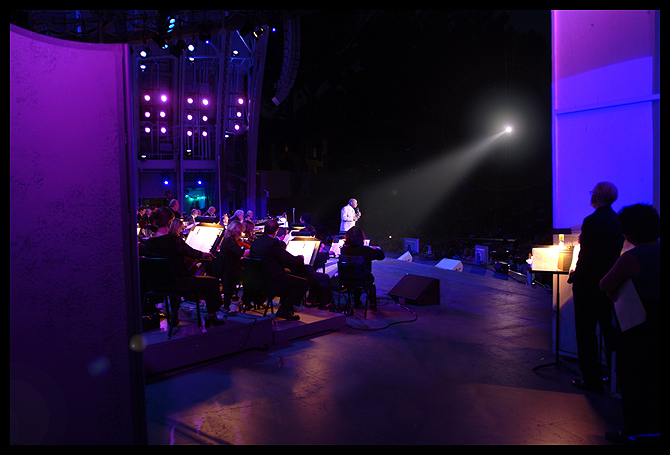 freddy cole performing at the hollywood bowl auth walker clay