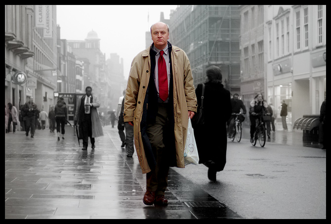 walking cornmarket author walker clay