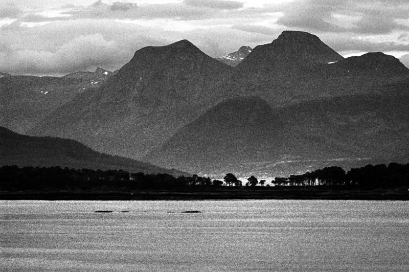 fjord in the evening from boat author dupin eric