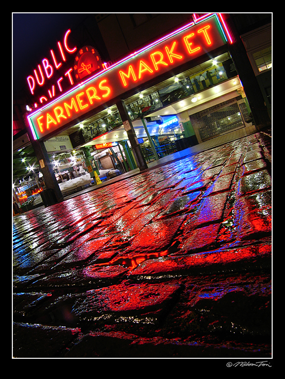 a night at pike place author tsoi wilson