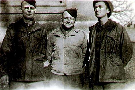 three soldiers posing for the camera author westb westbrook greg