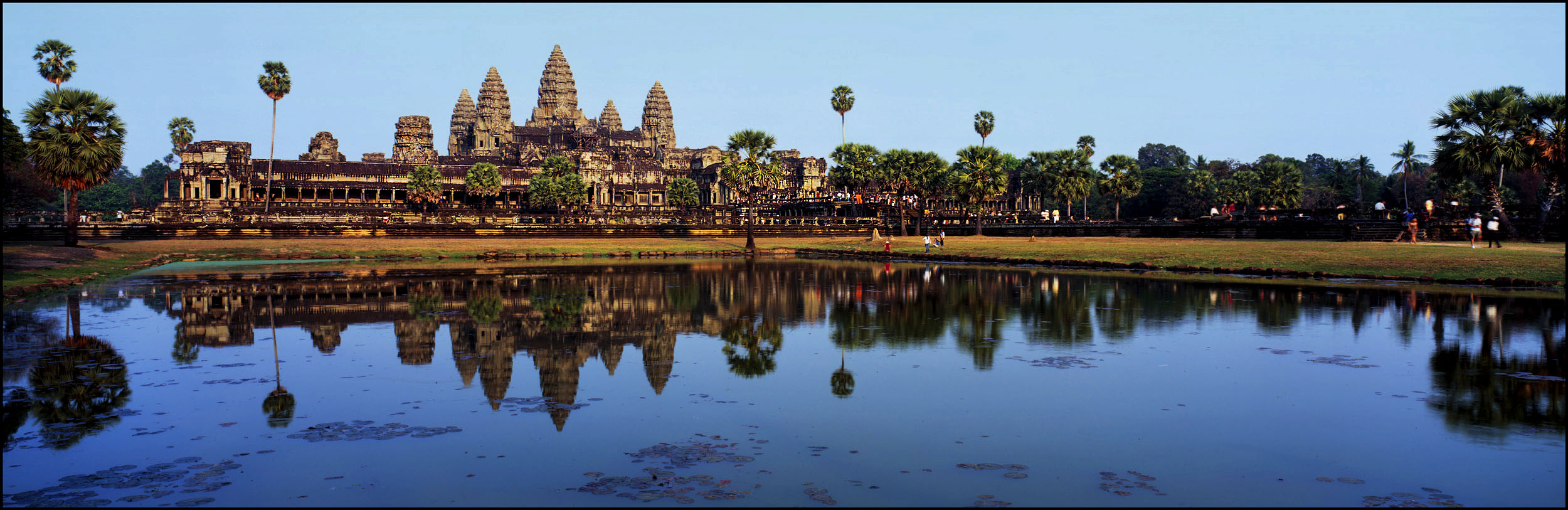 angkor wat temple cambodia author h michael
