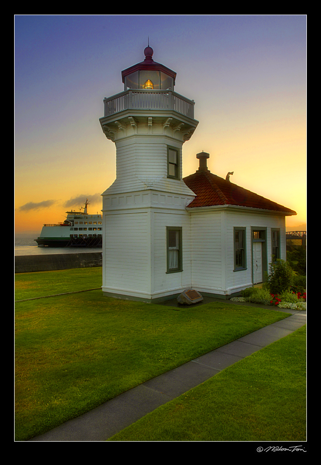 mukilteo sunrise author tsoi wilson