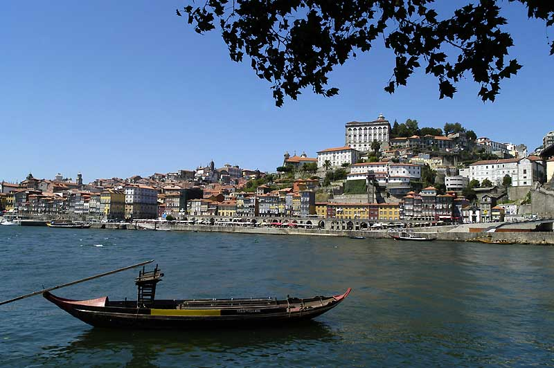 panorama view of porto author dupin eric