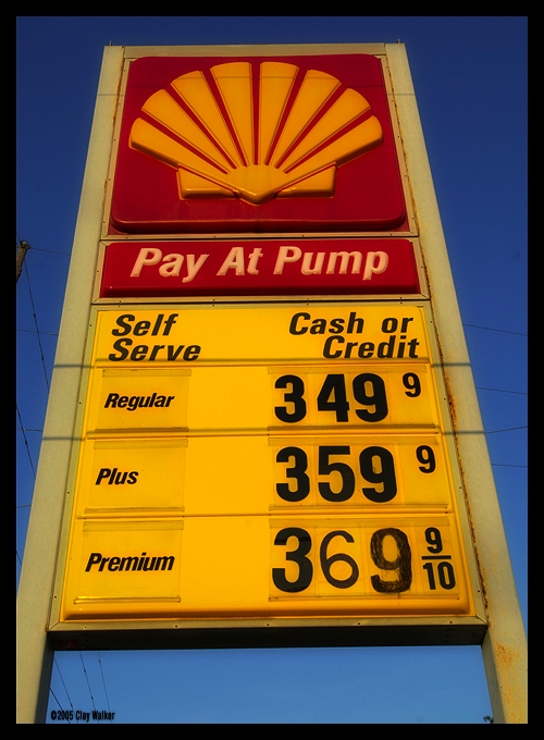 pay at pump author walker clay