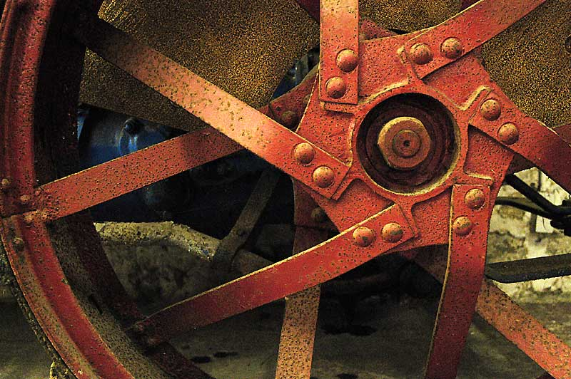 old tractor detail author dupin eric