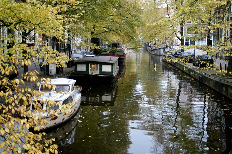 canal in the evening author dupin eric