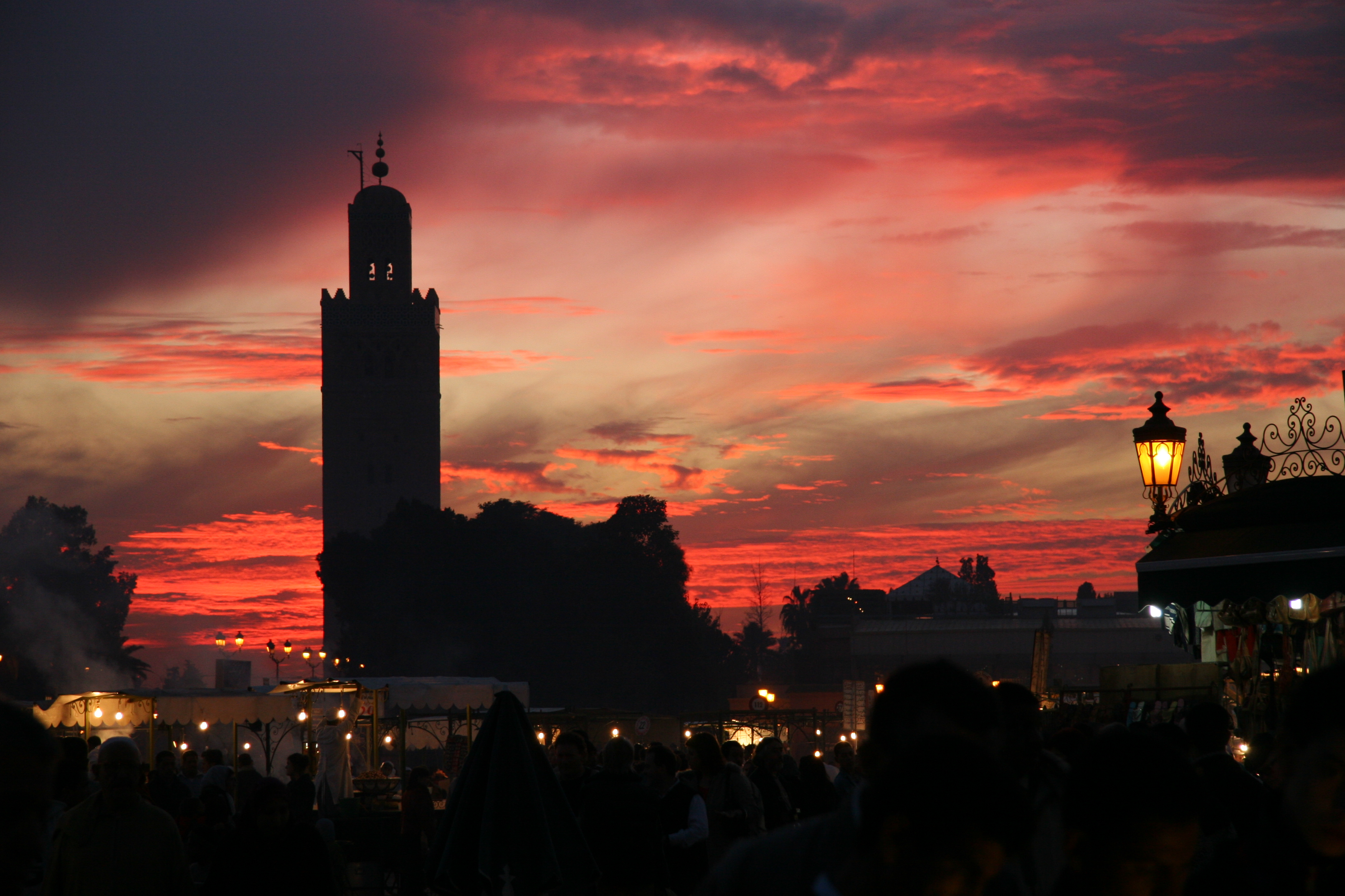 sunset in marrakech author chaze bernard