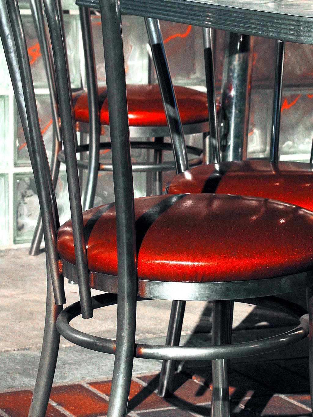red chairs author chepikian paul