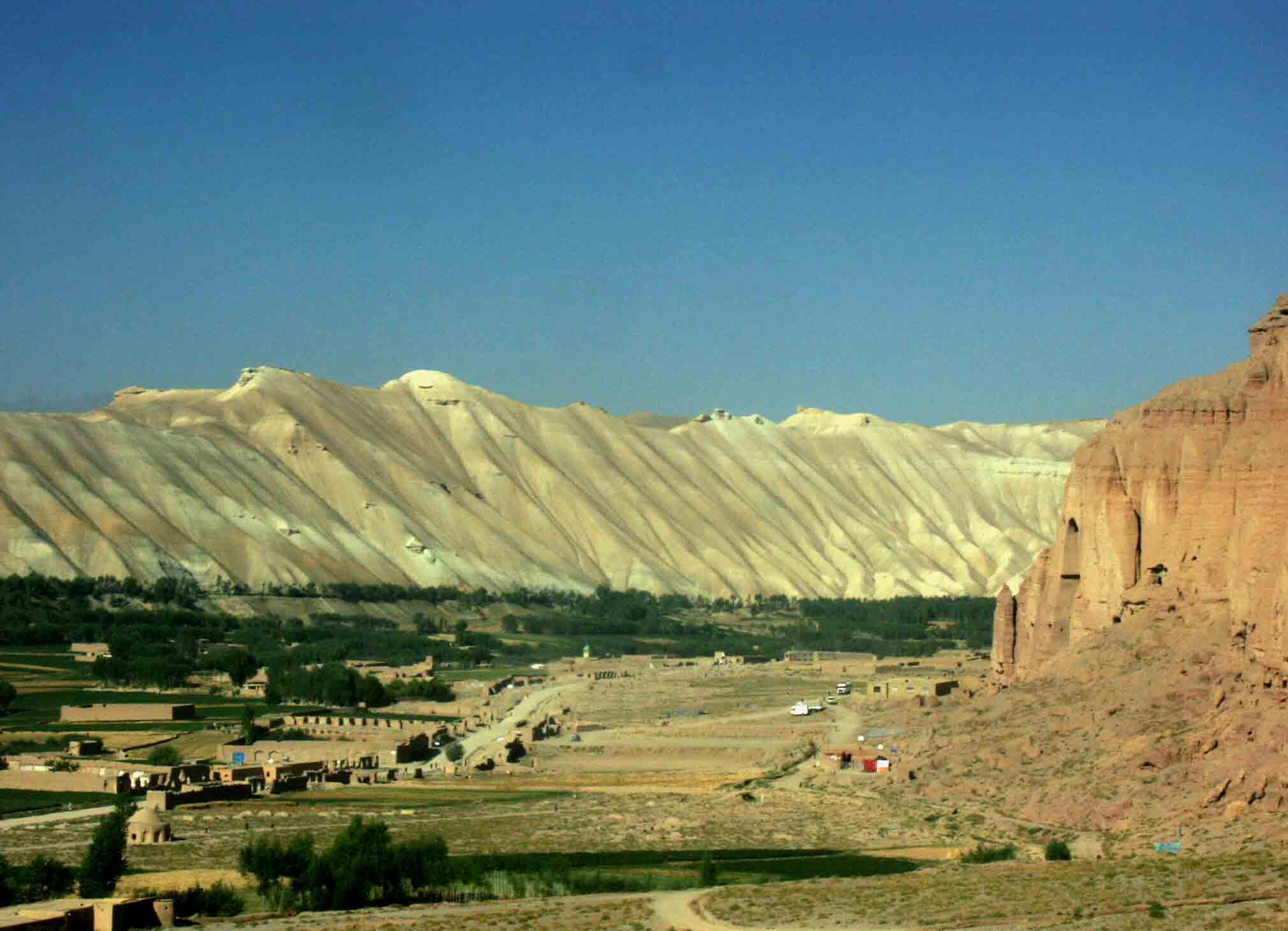 the starkness of bamiyan valley author downs jim
