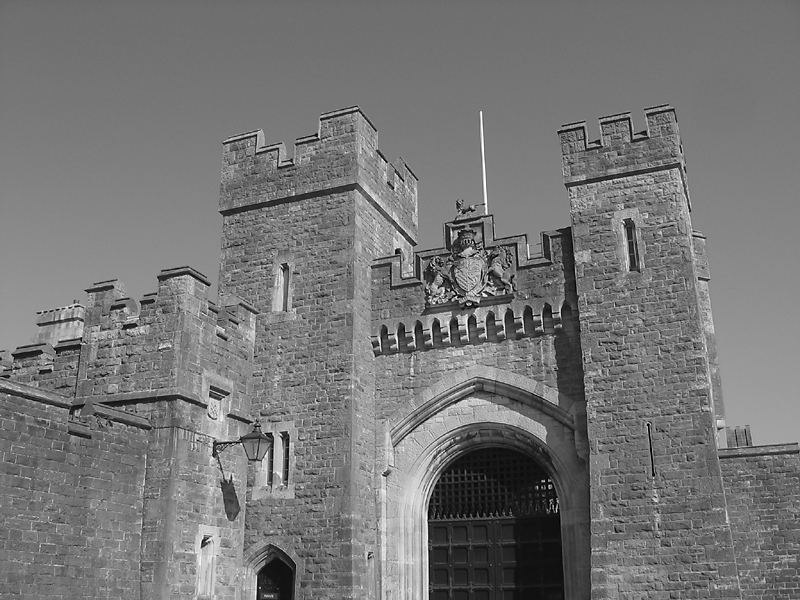 arundel castle gate author ilnyckyj milan