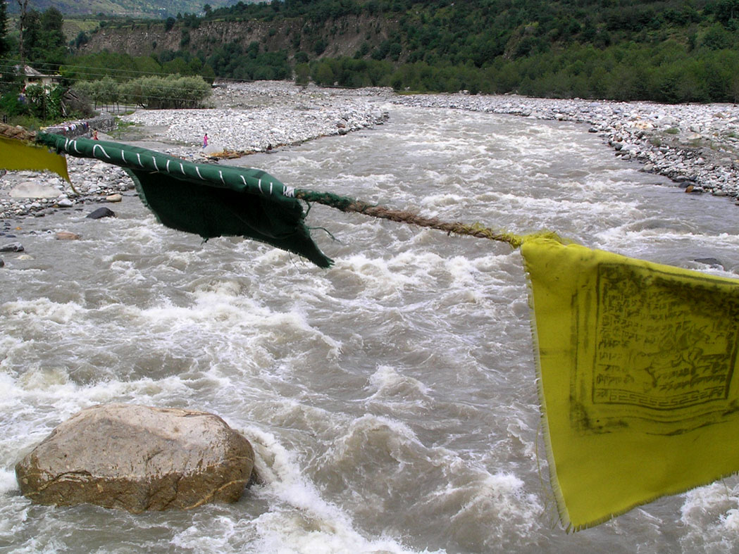 prayer flags to calm the river author downs jim