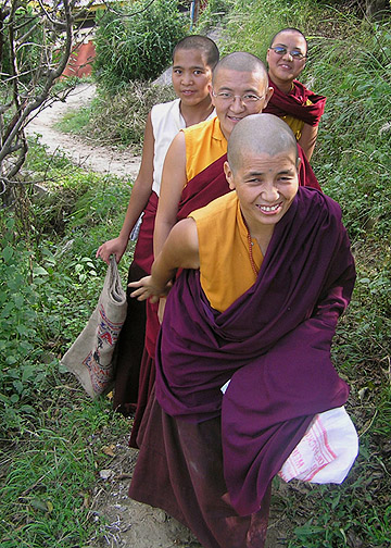 monks going to market author downs jim