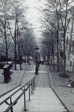 stairs to mont martre author cunniff greg