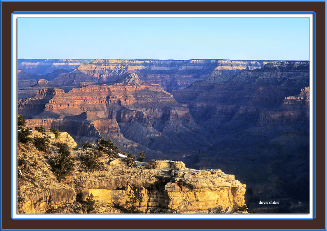 grand canyon at sunrise author dube dave