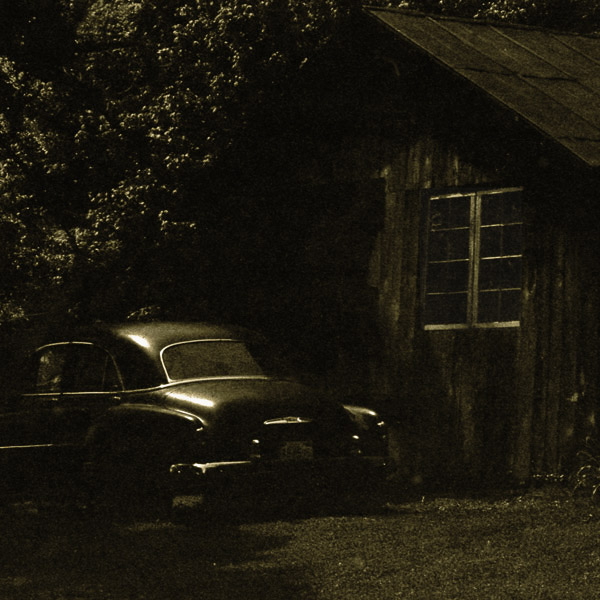 chevy by the garage author berryhill doug