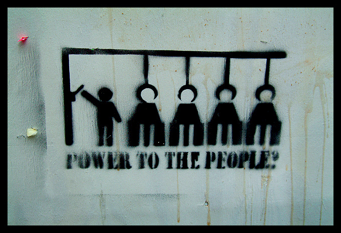 power to the people author walker clay