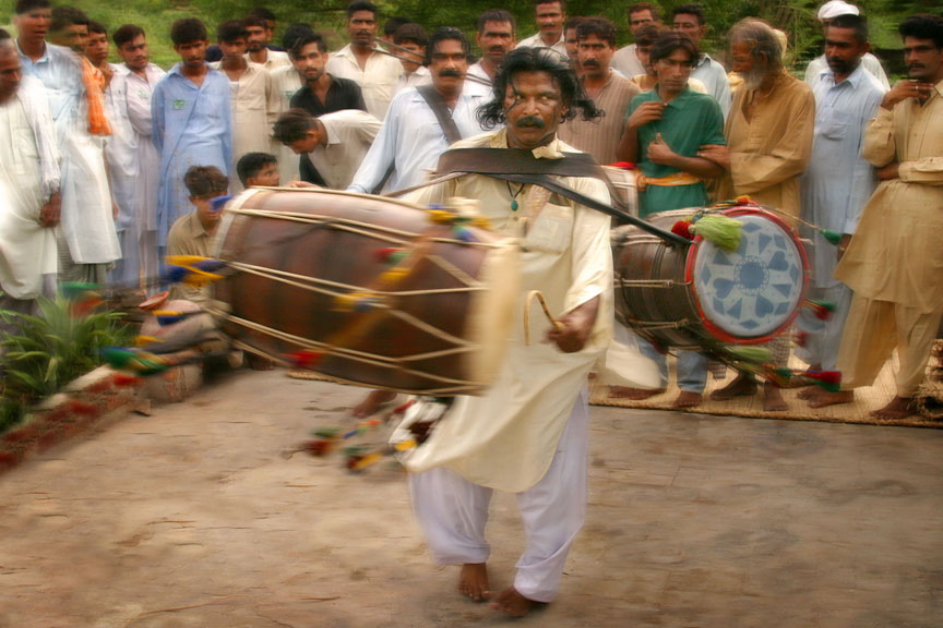 mysitic drummer author ghani umair