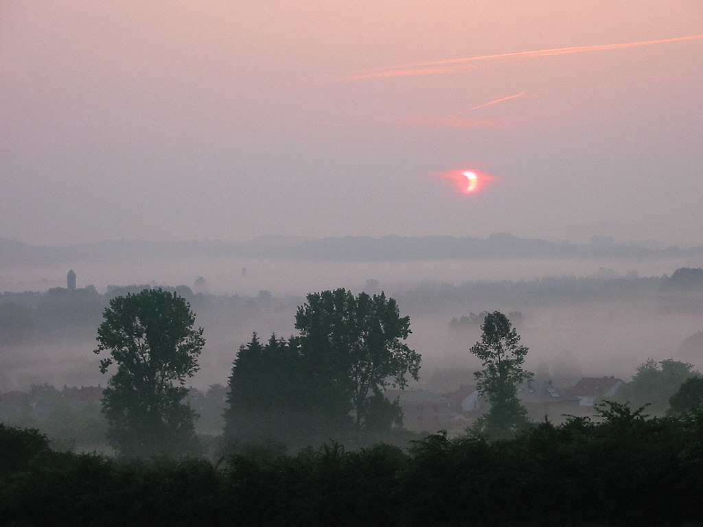 eclipse of the sun during sunrise may author frr frrotte j l