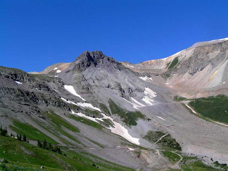 approach to imogene pass author downs jim