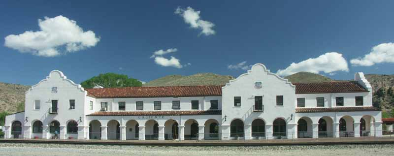 caliente nevada union pacific rr station author d downs jim