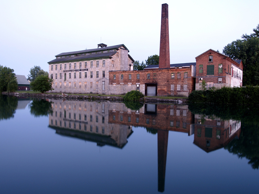 seneca knitting mills author hull ray