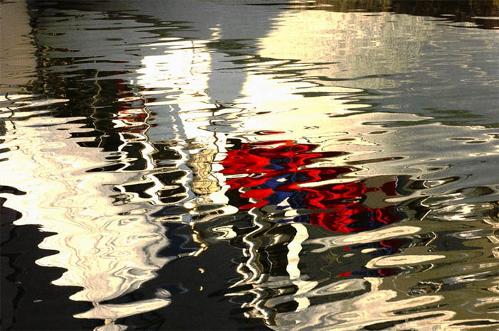 fishingboat decoration reflections author soini h hannu