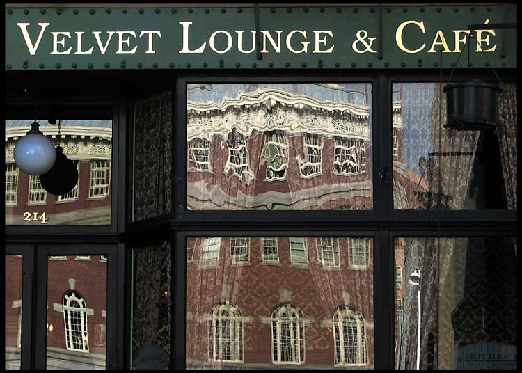 velvet lounge and cafe author patterson steve