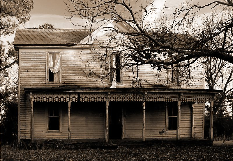 abandoned house erwin mill road princeton sc auth kelly landrum