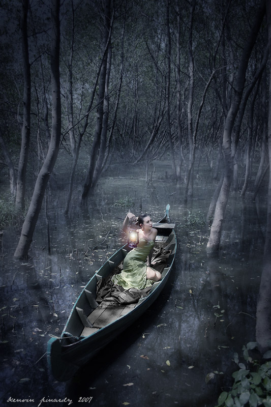 the swamp girl author pinardy kenvin