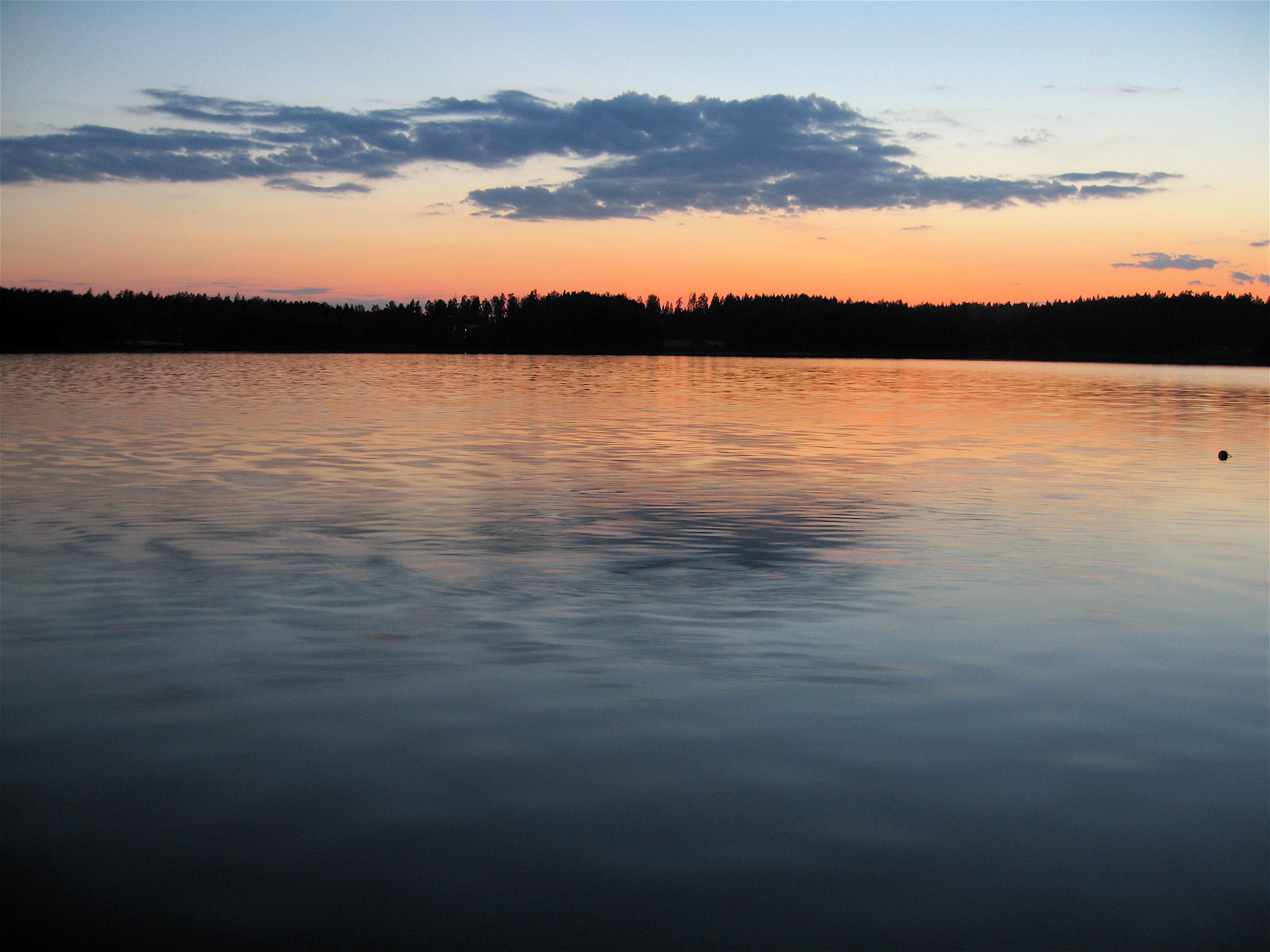 after sunset author soini hannu
