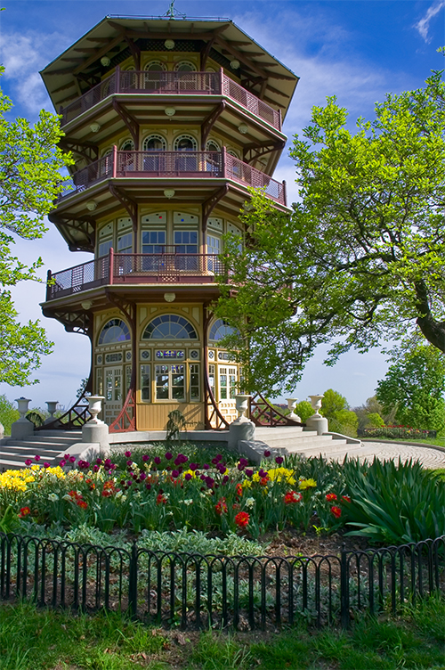pagoda in spring author gutowski anthony