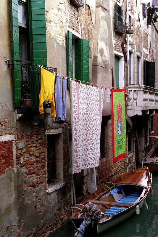 washing in venice author baker harry