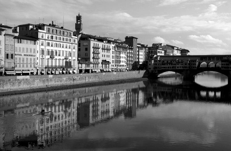 the arno florence author baker harry