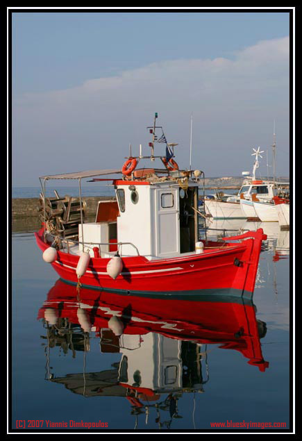 red boat paros author dimkopoulos yiannis