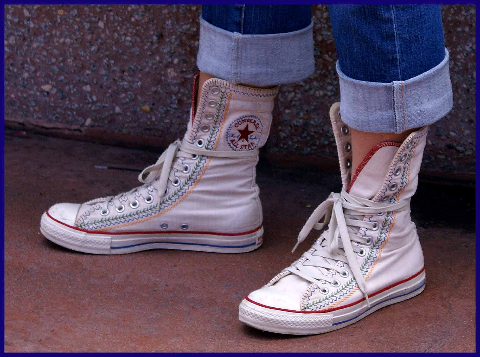 the surrender of chuck taylor and converse all sta downs jim