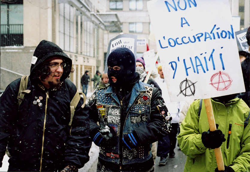 montrealers hit the street last february to manif simard marie claude