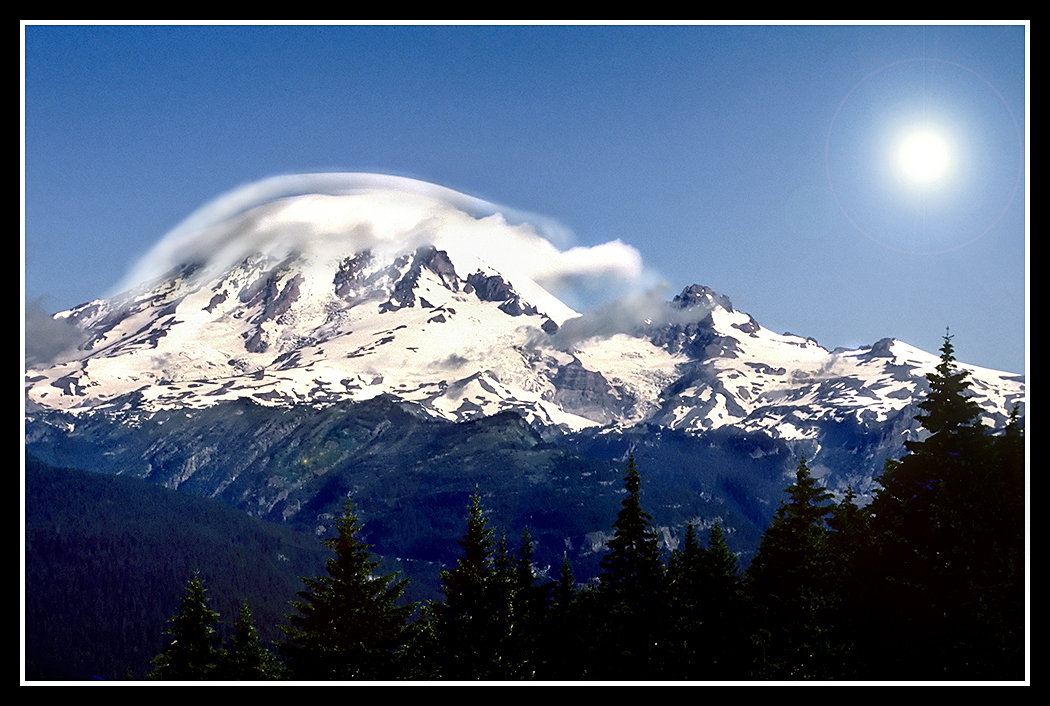 great day at mt rainier author dube dave