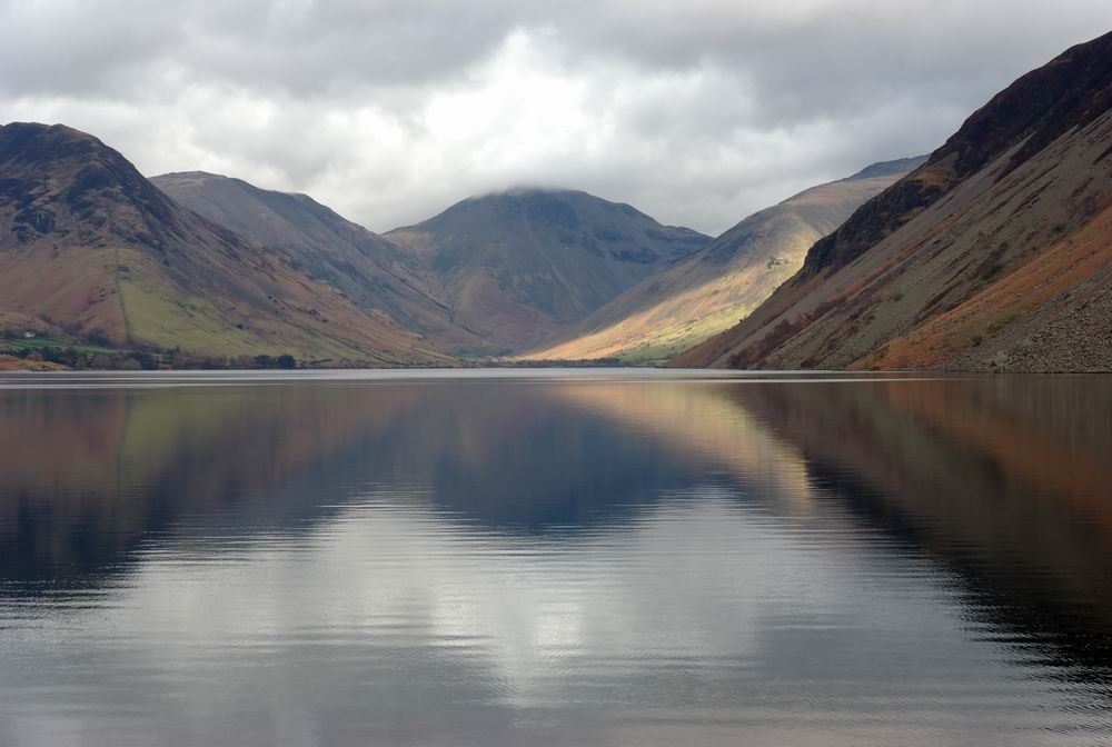wastwater south eastern end cumbria england autho hickie melbourne derbyshire uk simon
