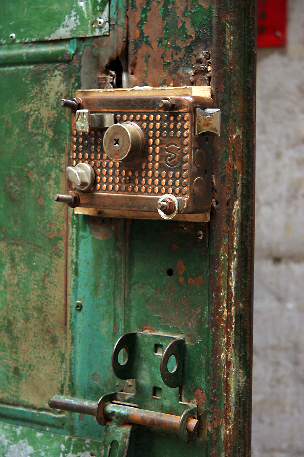 one of many locks on doors in china a chepikian paul