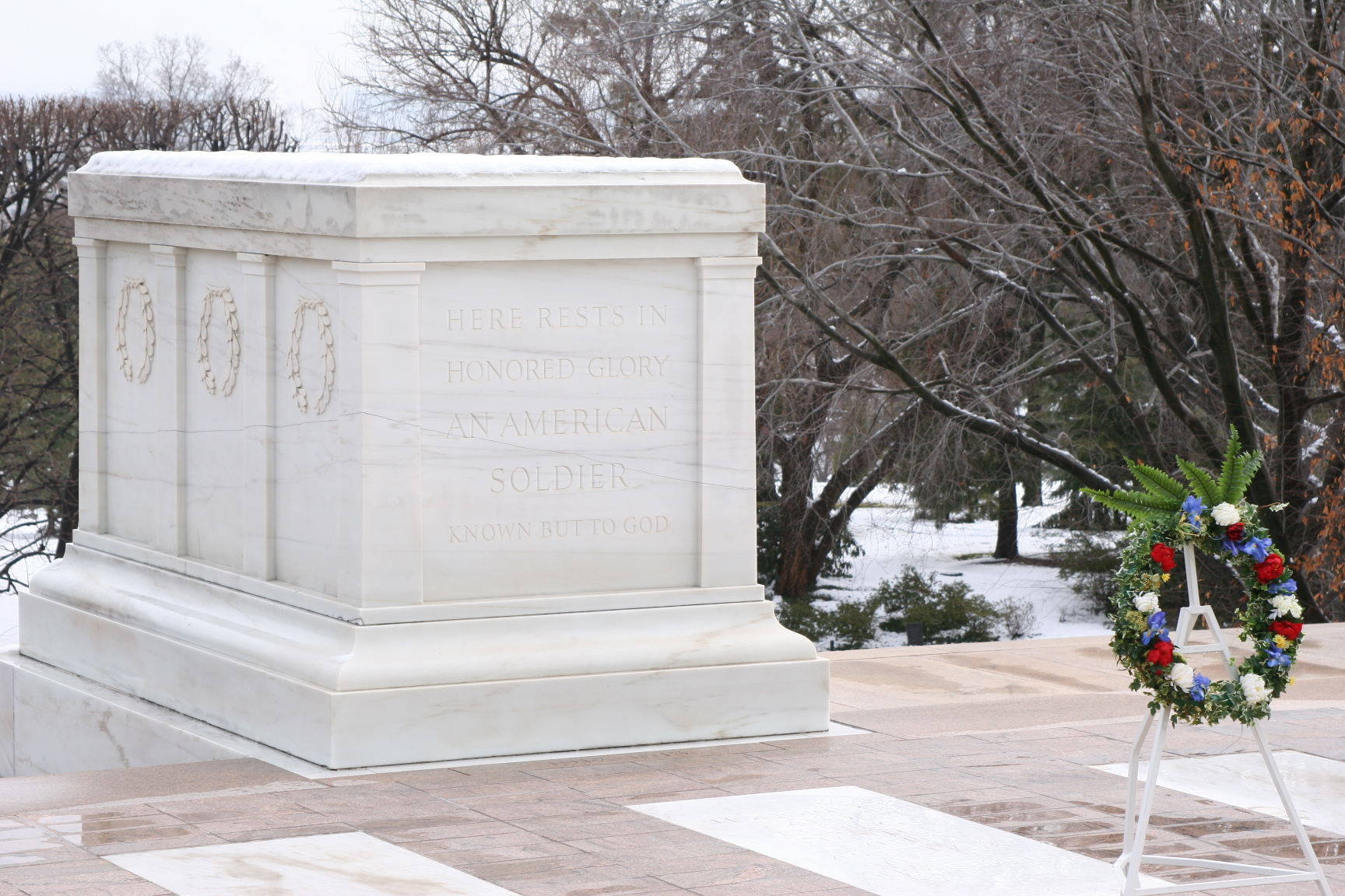 dc the tomb of unknown soldier author relyea blair