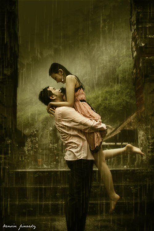 love in the rain author pinardy kenvin