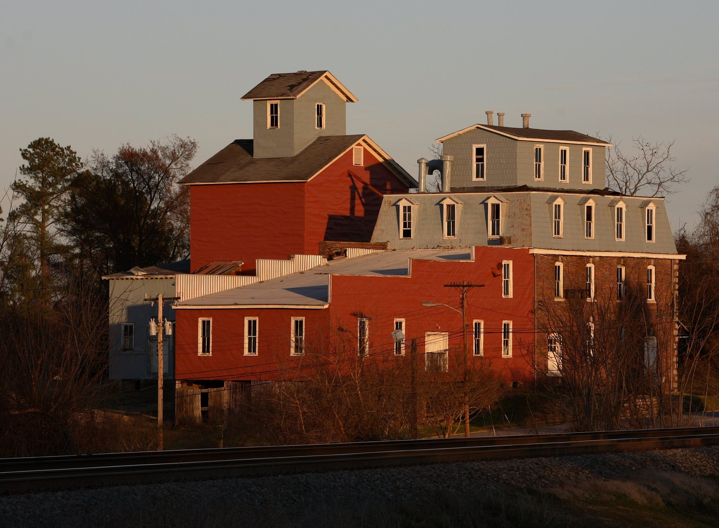 grimes mill from fulton st march click on image fo kelly landrum